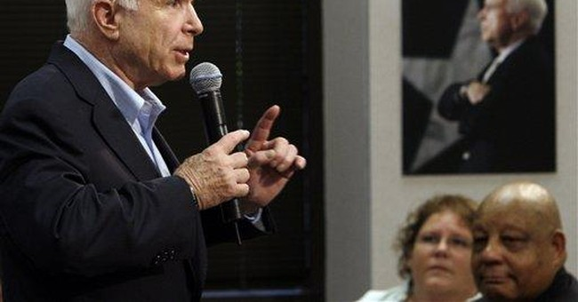 McCain Speaks to La Raza