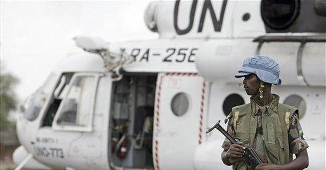 Darfur's J'Accuse!