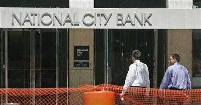A Crony Capitalism Meltdown