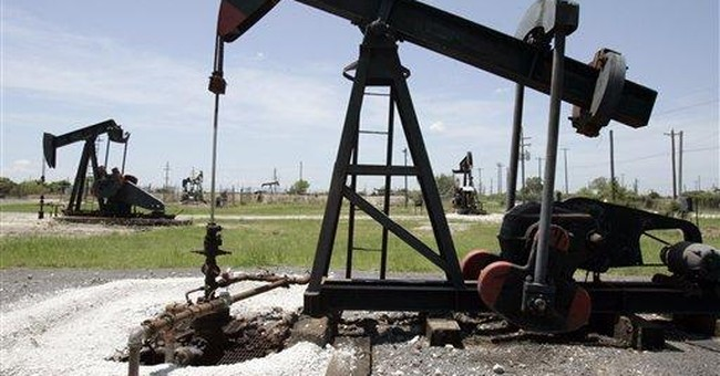 Energy Woes Could Mean Dems 'Oil' Washed Up