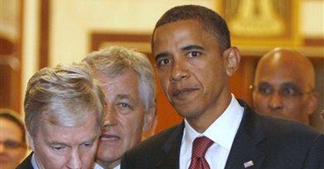 Obama: Milking His Failures