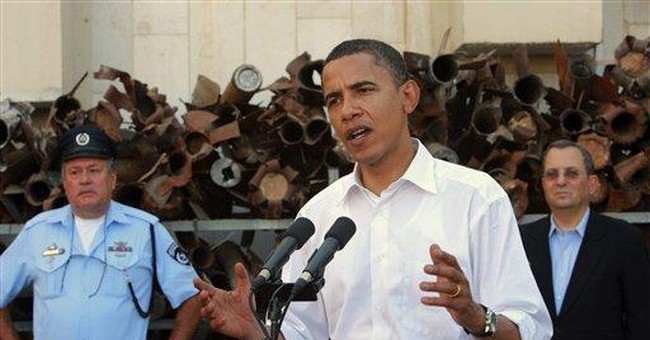 Obama Needs Steak, McCain Sizzle