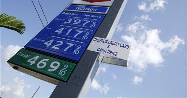 Are You Ready For $6.00 a Gallon Gas?