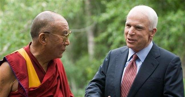 Can McCain Back in Again?