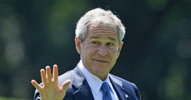Bush's Last Few Months