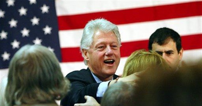 The Clinton Reunion Tour