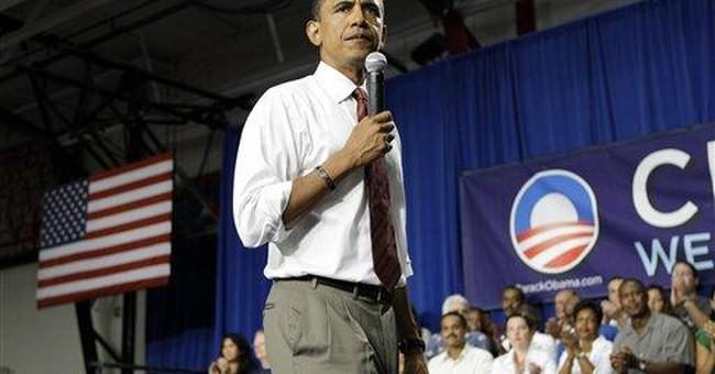 Obama's Backbone Deficit