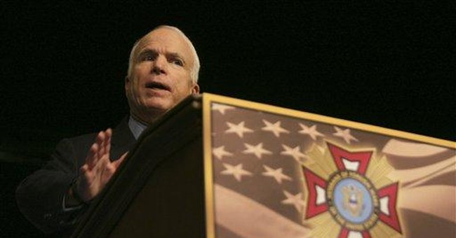 Suggestions to McCain to Keep the Straight-Talk Express on Track