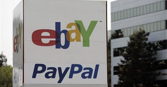 EBay posts higher 1Q net income and revenue