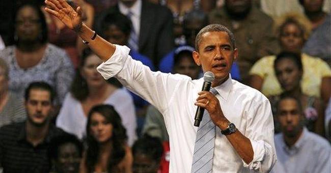 The Obama Platform Dive: Senator Empty Suit DQs
