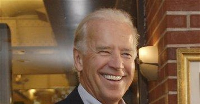 Identity Theft: The Case of the Talented Mr. Biden
