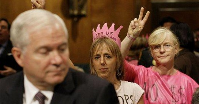 Obama's Code Pink Fundraiser Met With Ahmadinejad