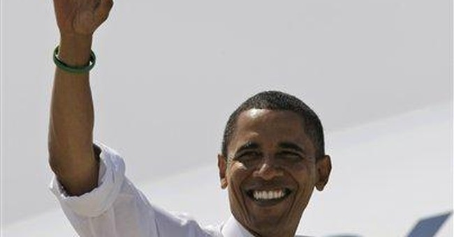 Barack Obama's Big Mistake: Successfully Distributing His Message
