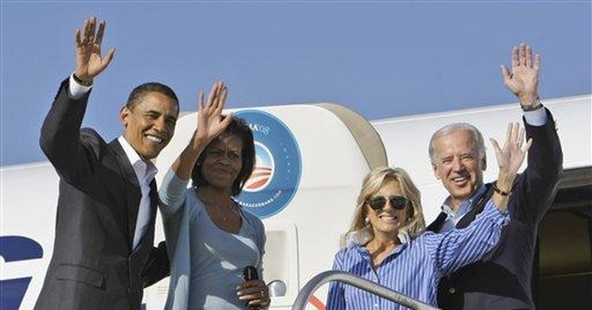 Obama and Biden: What's Wrong With This Picture?