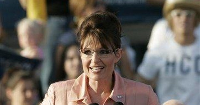 Palin and Platform Change the Game