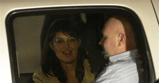 Savaging Sarah Palin