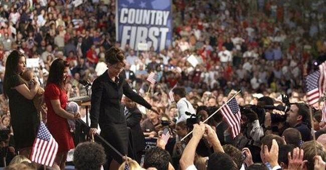 The Hypocritical, Woman-Hating Left Targets Palin