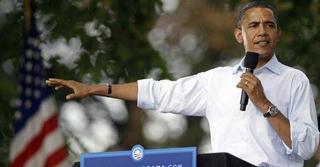 Barack Obama, For Real