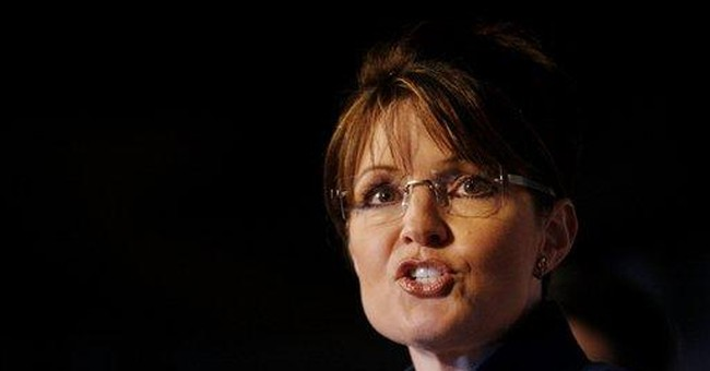 Palin's a Tough, Smart Conservative Woman: Deal With It!