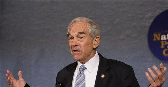 Ron Paul's Hour of Power