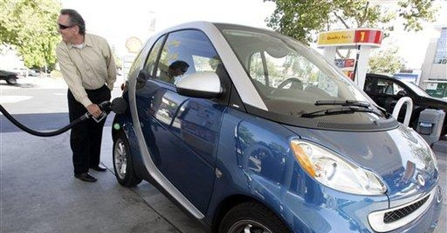 If It's a Smart Car, Why Does It Look So Stupid?