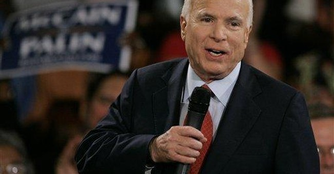 The Scandal of the McCain Campaign