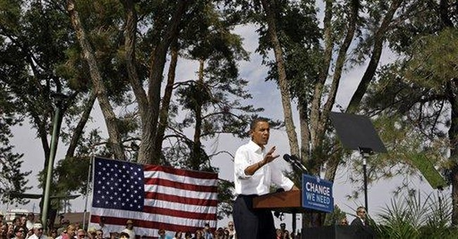 The Phantom Menace: Obama and Co. Fight Their Own Shadow