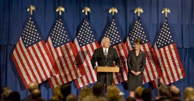 McCain Weekly Radio Address on Economic Crisis