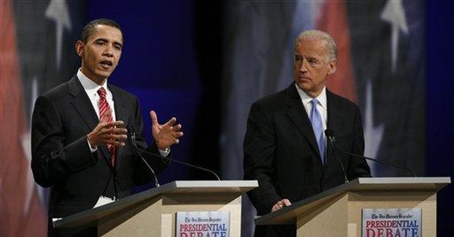 "Obama, Biden, And The Economics Of ""Getting Even"""