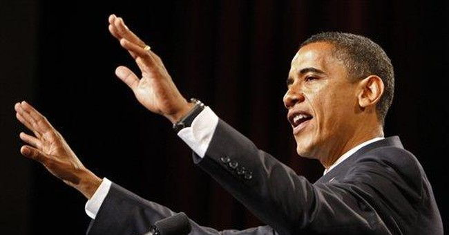 George Obama, Start Packing