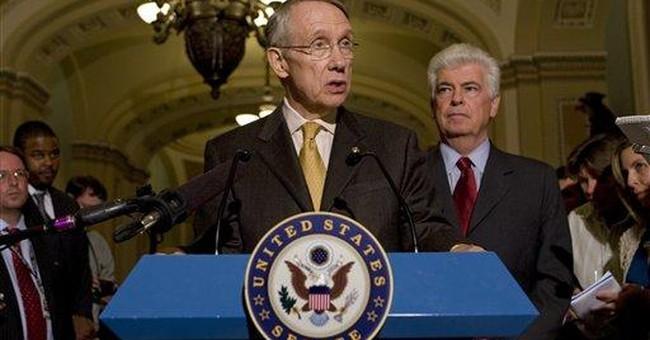 Bailout Shields Reid's Shale Ban
