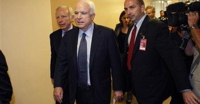 The Brilliance of McCain's Move
