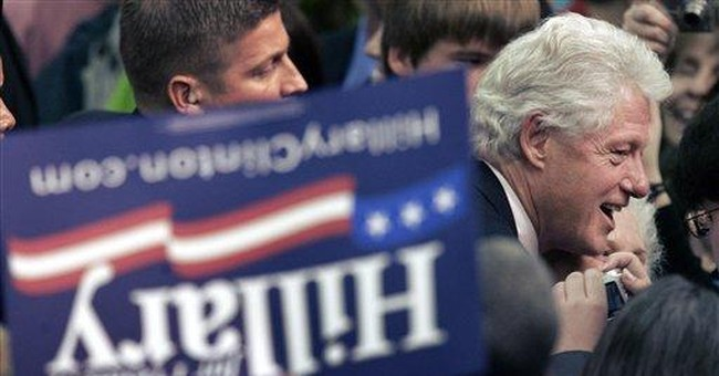 The Clintons' Possible Political Demise -- a Bittersweet Pill