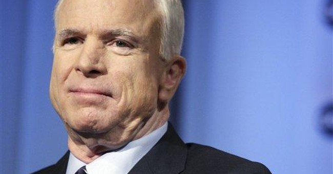McCain's Navy