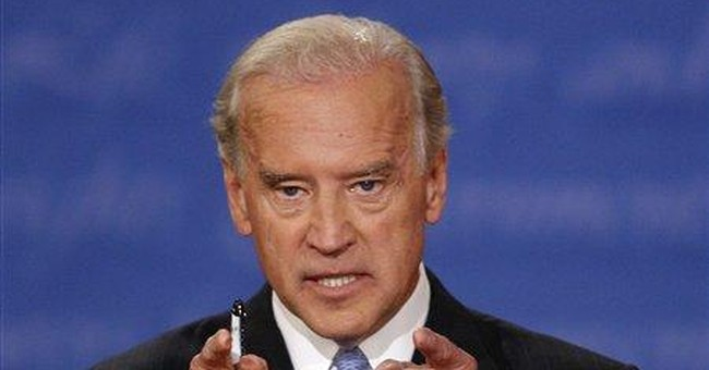 Biden Can't Abide By the Truth