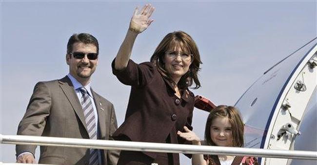 Bless Her Heart: Poor Sarah Palin