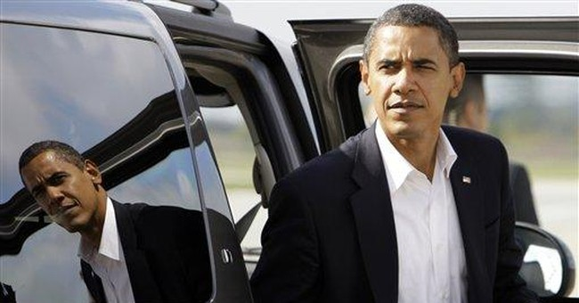 """Obama's """"Radicalism"""" a Growing Chasm on Road to Victory"""