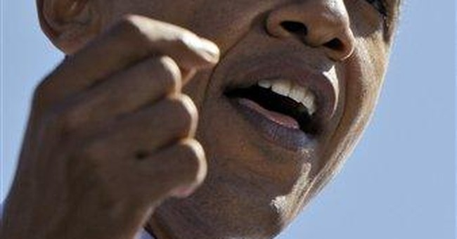 Obama: Living in the Past on Iraq