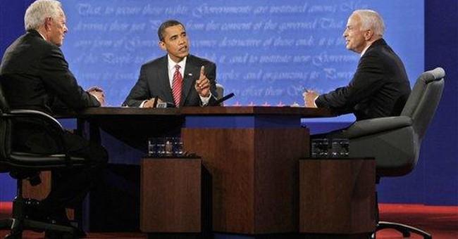 Obama's Betrayed Message