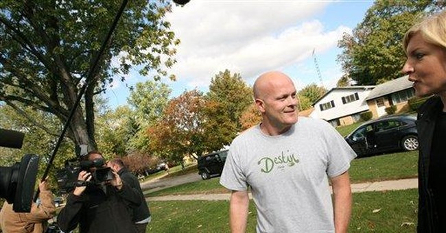 Joe the Plumber - A Candid Citizen and Media Victim