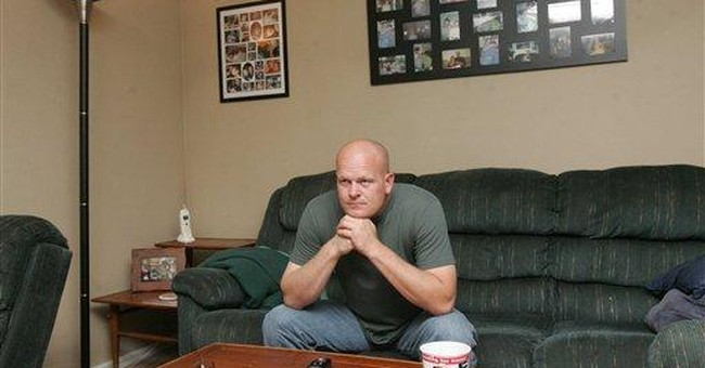Can Joe the Plumber Turn it Around?