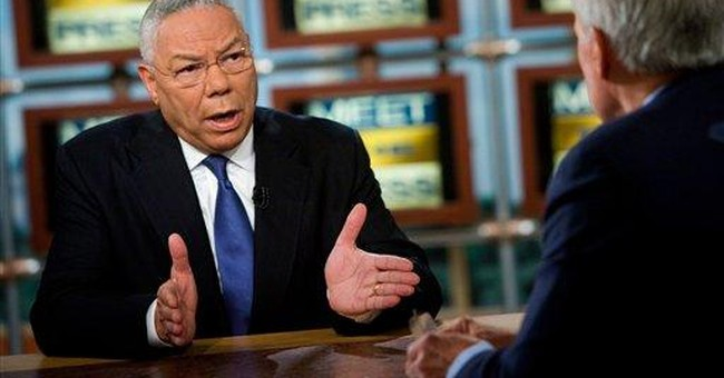 Obama, Powell and Popularity