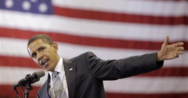 The Irony of Obama