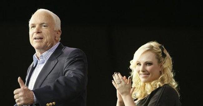 McCain Sticks to His Guns