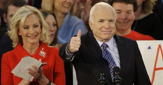 If McCain Wants to Win, He Needs To...