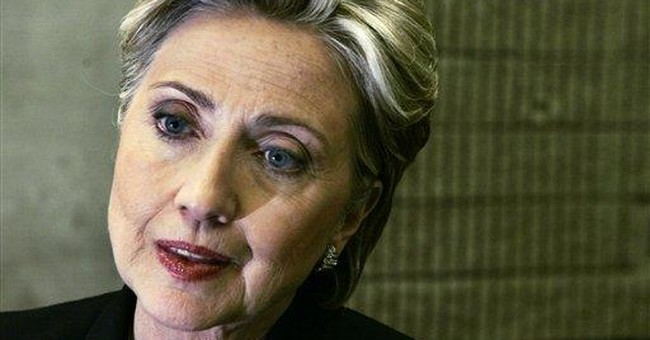 """Hillary is """"The Decider"""""""