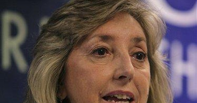 2010 Race of the Day UPDATE: Dina Titus Out of Touch in Nevada