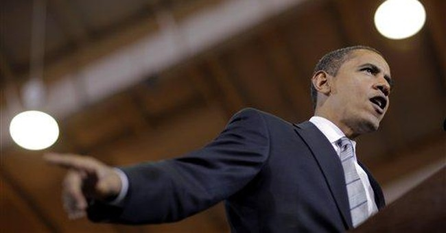 Halloween Fright Night: Obama's Words Should Scare Americans of All Ages!