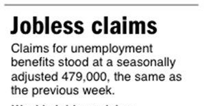 Initial jobless claims down a bit in Louisiana