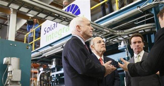 GOP May Regret Raising McCain